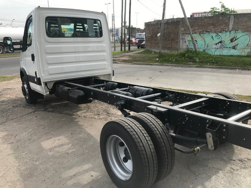 iveco daily chasis 70 c17 0km vehiculosdeloeste