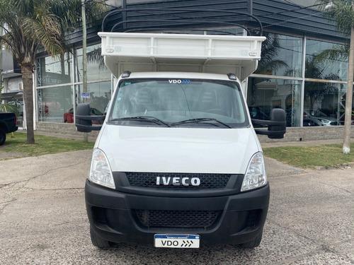 iveco daily chasis 70 c17 carrozado vehiculosdeloeste
