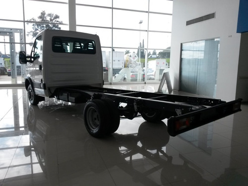 iveco daily chasis 70c17 0 km cabina simple y doble cabina