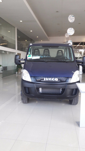 iveco daily chasis 70c17hd 0km 3.0 16v camion
