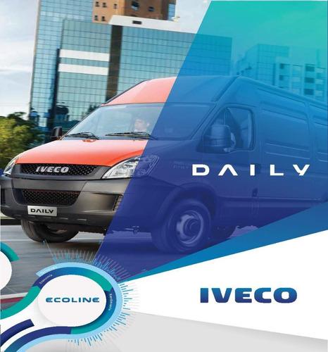 iveco daily chasis / furgón okm