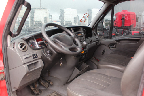 iveco daily chassi 2013