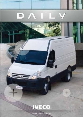 iveco daily cubik 40s. $30.000