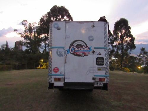 iveco daily foodtruck movil cc 2500 diesel