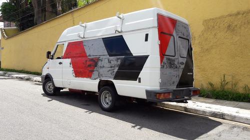 iveco daily furgão 3510