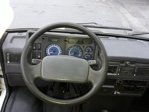 iveco daily furgão 3510 ano 1997