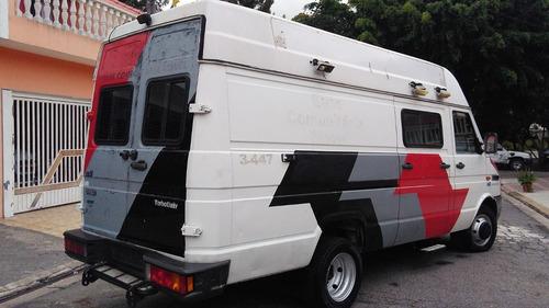 iveco daily furgão ano 2002 turbo diesel ''raridade
