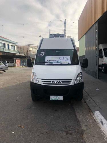 iveco daily furgão refrigerada