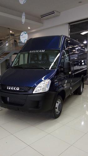iveco daily furgon 12 m3, entrega ya!