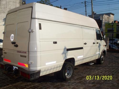 iveco daily furgon 3510