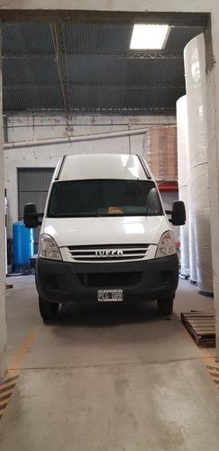 iveco daily furgon 55c16
