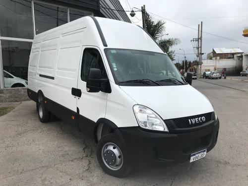 iveco daily furgon 55c17 paso 3950 17ms vehiculosdeloeste