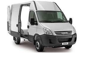 iveco daily furgón brasilera 0k carga 12 m3  rueda simple