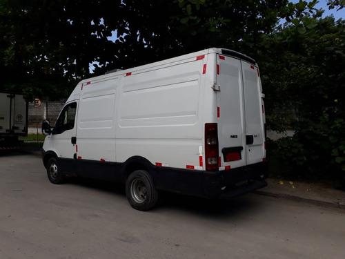 iveco daily gran furgone 2011 impecável!