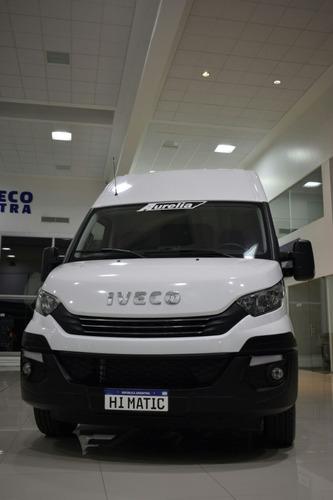 iveco daily hi matic furgon 10m3 automatica 0 km