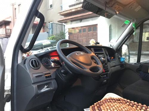 iveco daily maxi furgone, diesel, dual