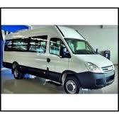 iveco daily  minibus 19 + 1