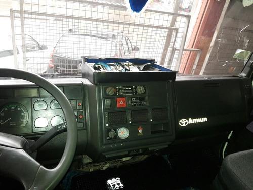 iveco eurocargo  160 e23  año 1997 tractor