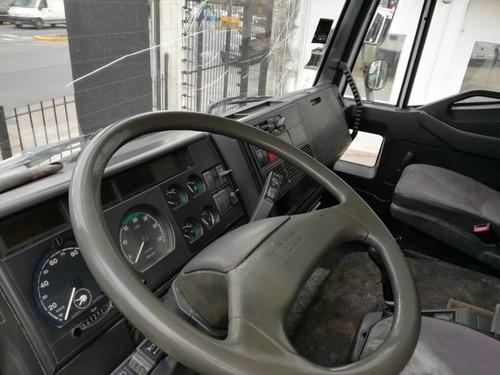 iveco eurocargo 170e 22 año 2007 tractor cabina dormitorio