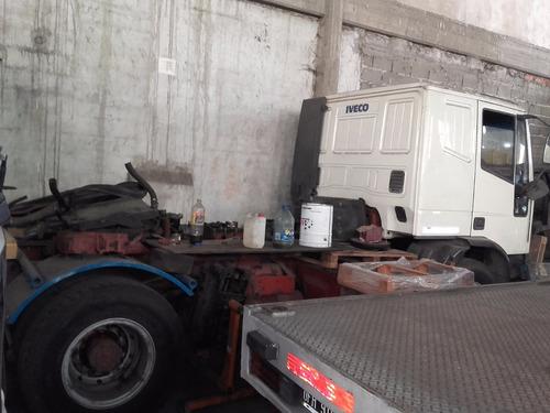 iveco eurocargo 2000 tractor 18e23