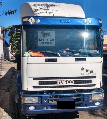 iveco eurocargo 230e24n attack - 07/07 truck, carroceria