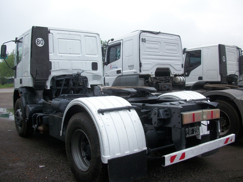 iveco eurocargo cavallino 450e 32 tractor muy bueno.