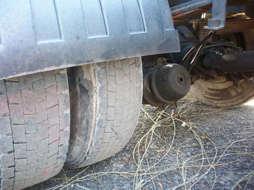 iveco eurocargo tector 170e22 tractor muy bueno.