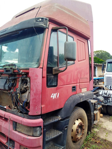 iveco eurotech 2001 truck