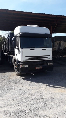 iveco eurotech 370 2001  6x2