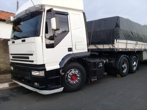 iveco  eurotech 370 2005  6x2