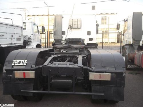 iveco eurotech 740e42 6x4 tatu-entrega+cuotas-zacco camiones