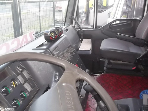 iveco eurotech camiones