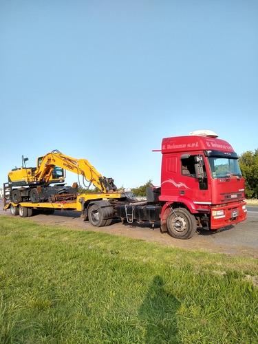 iveco eurotrakker 410, permuto p/camion mas nuevo m/ valor