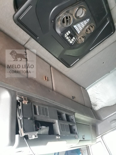 iveco eurotrakker 450e37t -00/01- cavalo truck, cabine leito