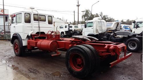 iveco fiat 619 13m chasis tractor financio zaccocamiones