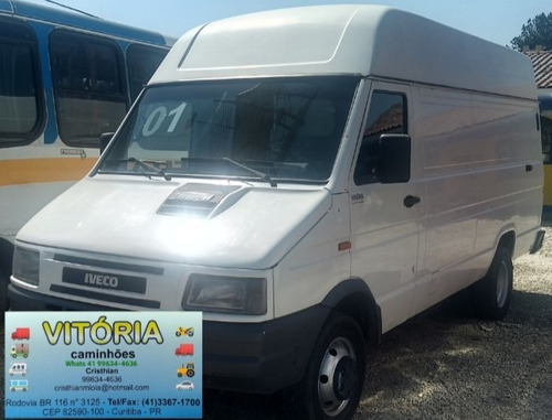 iveco furagao isotermico 4912 ano 2001