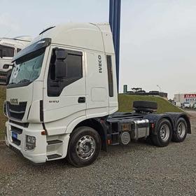 Iveco Hi Way 440, 6x2, 2019 Scania Seminovos Pr