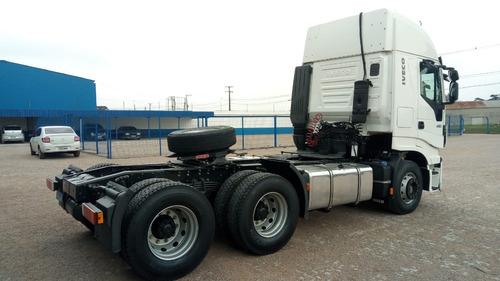 iveco hi way 480, 6x4, 2019 nilson caminhões 0885