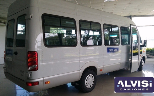 iveco para escolares minibus 0km 34 asientos