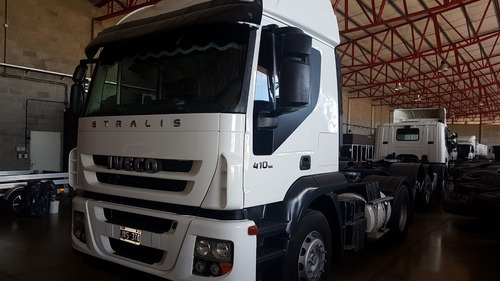 iveco stralis 410 2011 impecable