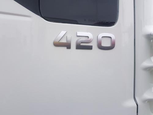 iveco stralis 420