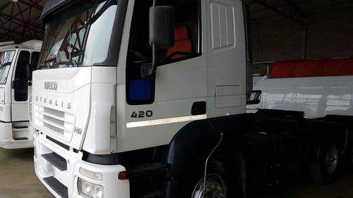 iveco stralis 420 tractor.año 2007.precio $700.000