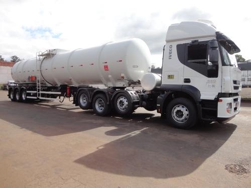 iveco stralis 440 6x2 4 eixo ano 2013 de santi caminhões