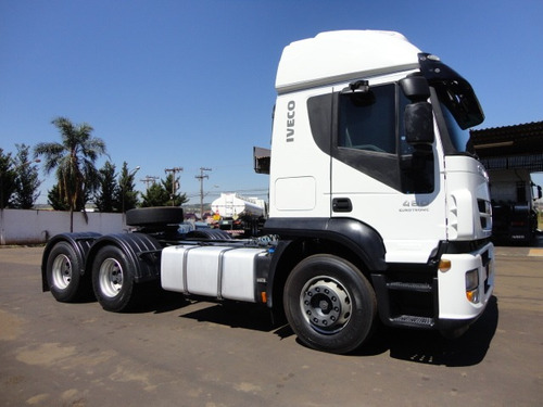 iveco stralis 480 6x4 bug leve ano 2013 de santi caminhões