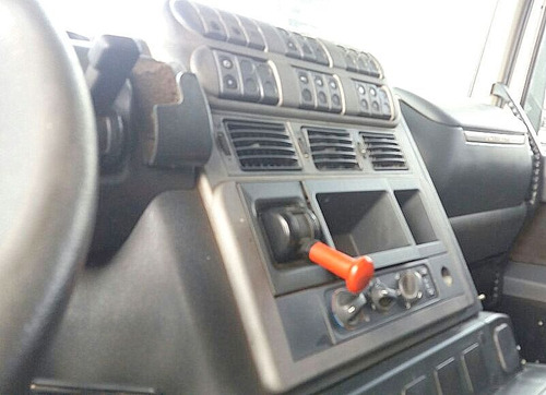 iveco stralis 480 6x4 - teto alto - bug leve - aut. - 2013