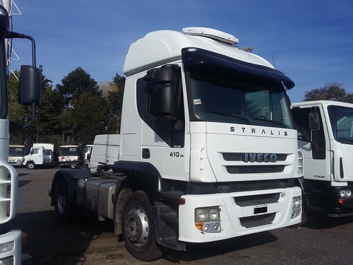 iveco stralis 490s41 nr  tractor-2012