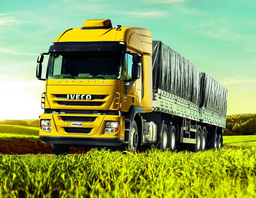 iveco stralis - beta paraná - financiación