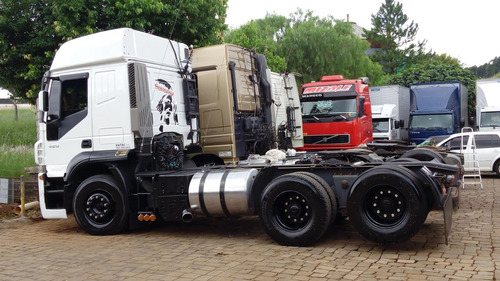 iveco stralis hd 420 2007