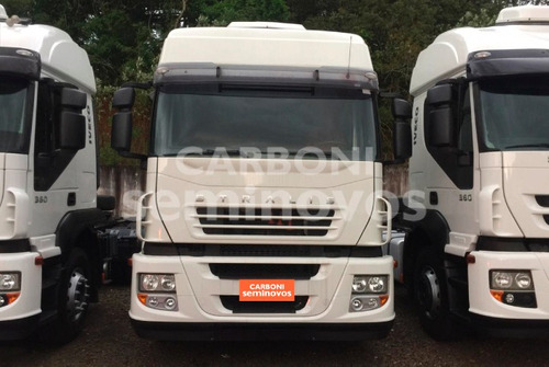 iveco stralis hd 450s38t 6x2, ano: 2005/2006