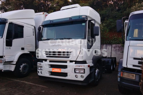 iveco stralis hd 450s38t 6x2, ano:2005/2005